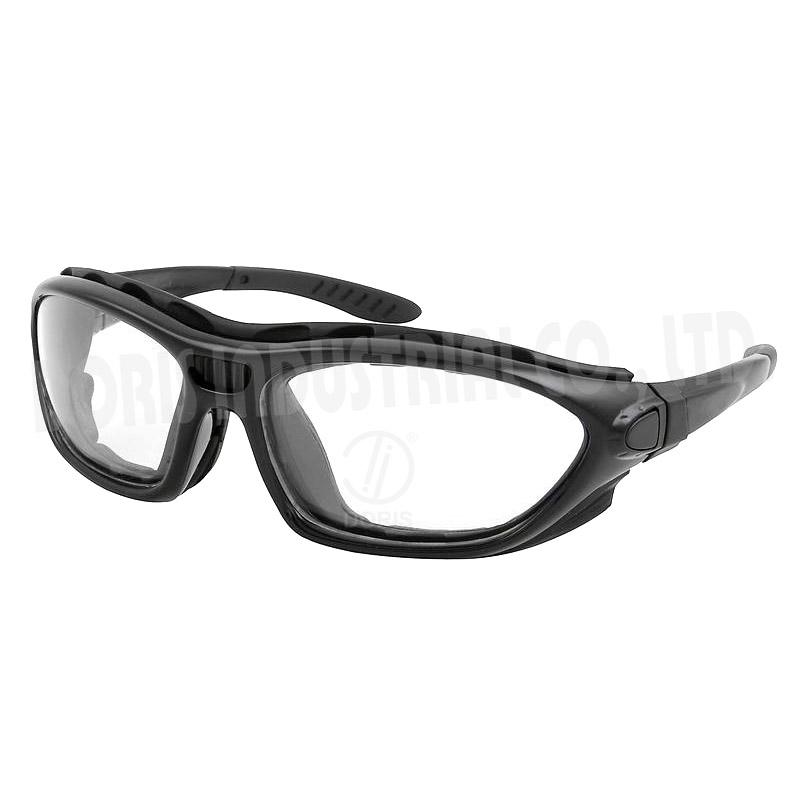 Mode Release-Info zu berühmte Designermarke Vollformat-Schutzbrille mit austauschbaren Bügeln und Riemen ...
